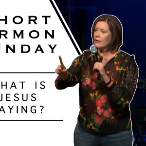 What is Jesus Saying__Thumb